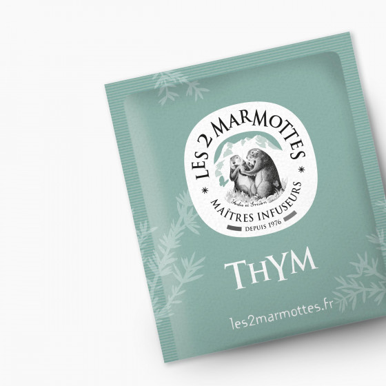 Infusion Thym (+3 sachets offerts)