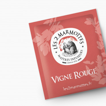 Infusion Vigne Rouge