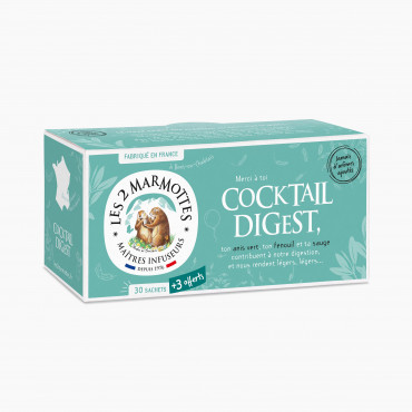 Cocktail Digest (+3 sachets offerts)