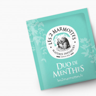 Infusion Duo de Menthes